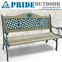 Benches For Parks Cast Iron Garden Wooden Park Bench