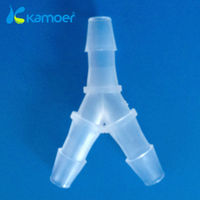 Pipe joint reducer tee Y type Tee joint Plastic joints