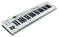 Hot sale 49key ARK49 electronic LED display midi controller keyboard