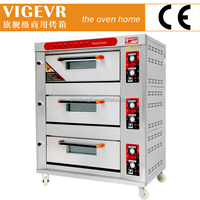 Professional Pie Baking Oven Industrial Bread Baking Oven For Sale