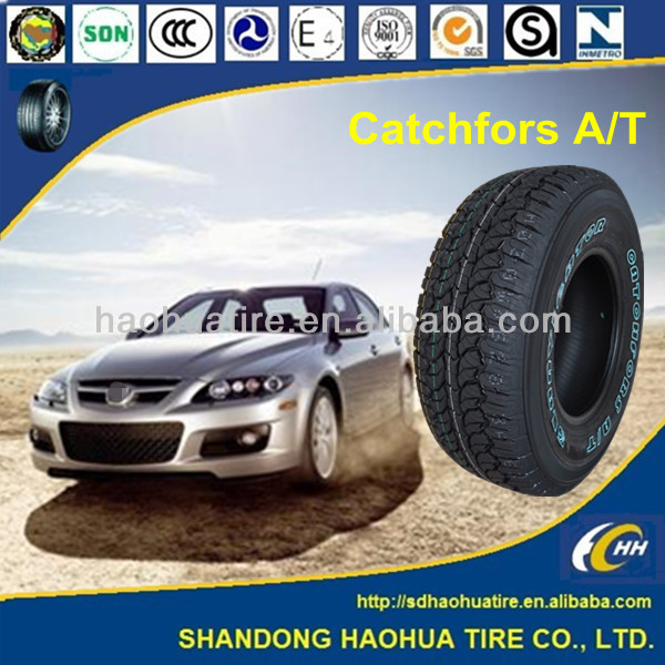 popular pattern LT285/75R16 LT265/70R17 sagitar china suv car tyre made in china