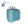 NLTC 35KV/0.4KV 3000kva Copper Oil-Immersed Distribution Transformer