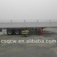 Drop Deck Semi Trailer