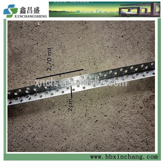 Partition drywall accessories/Drywall corner angle