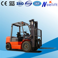 standard configuration of the wide-view mast internal combustion diesel forklift china diesel all terrain forklift