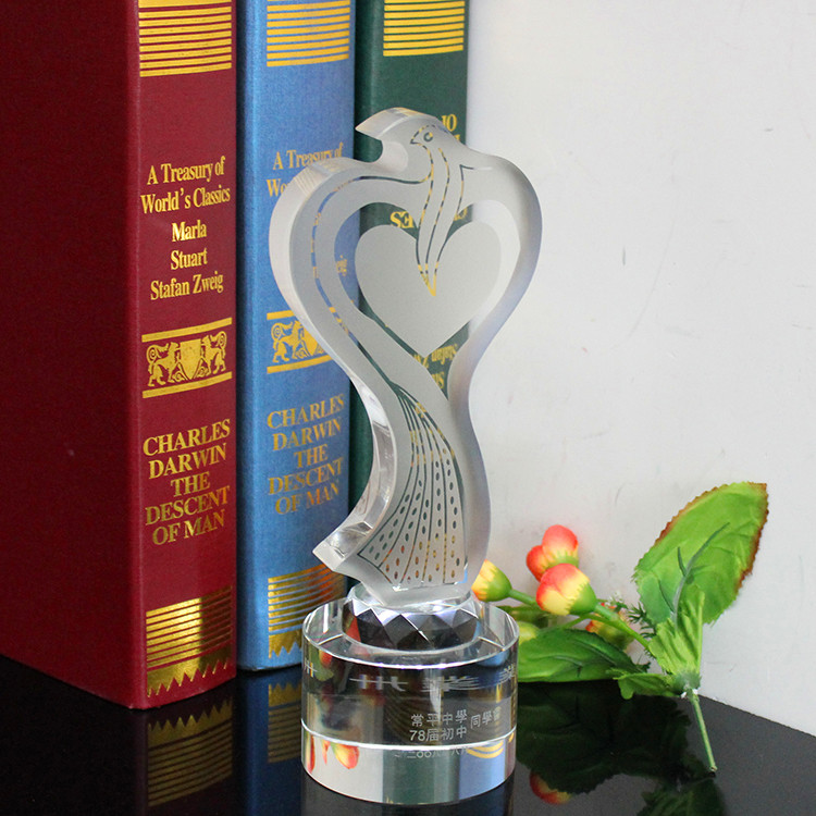 crystal torch camel glass awards and trophy