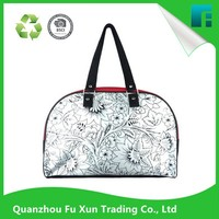 New design fashion DIY handbags drawing picture tyvek paper bag for kids