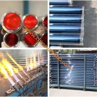 Hot Sale Super Solar Energy Evacuated Tube For Solar Water Heater Hybrid Solar Vacuum Collector Tubes Tube