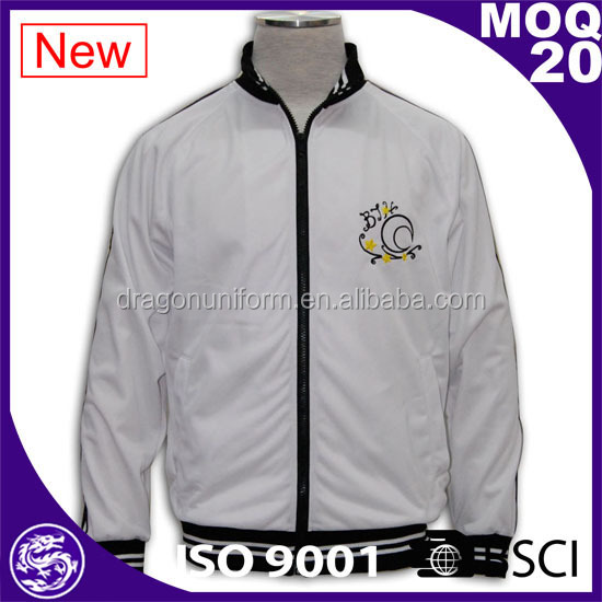 white mens sport clothing ,sports jacket men ,light weight softshell jackets