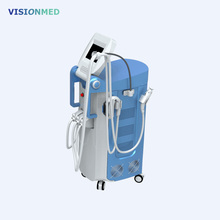 Effective skin rejuvenation shr hair removal machine