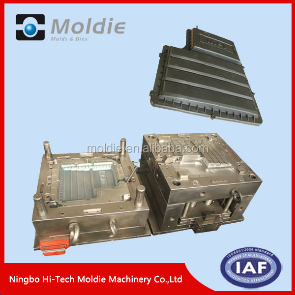 China injection moulding process