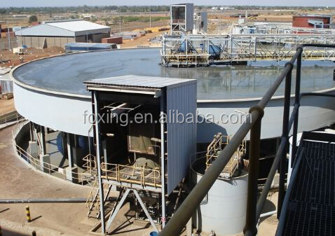 High Capacity Thickening Process Sedimentation Tank , Thickener