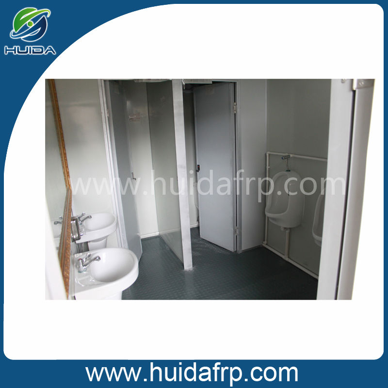 2014 new style public mobile bathroom and toilet
