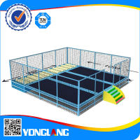 2014 cheap square trampolines for sales for children