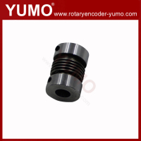 BB 10x10 D22 L32 shaft encoder motor coupler type coupling shaft flexible spring encoder spline couplings