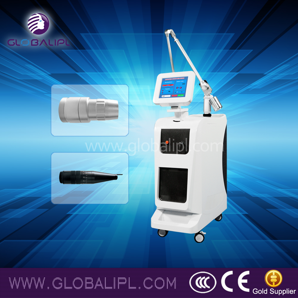Facture price Q-switch laser nd yag laser beauty machine handle