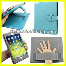 Leather Wallet Flip Case for The New iPad 3 2 Magnetic Full Sleep Wake UP Function Factory Wholesale Hot Sell New