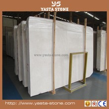 Good quality Aran White elegant types white marble slab for wall-cladding