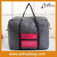 OEM Cheap Low Price Simple Folding Travel Bag