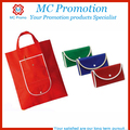 Foldable reusable tote shopping bag with snap closure