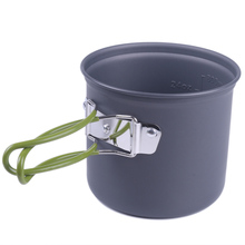 outdoor camp cooking ,ML0042, baked enamel cookware