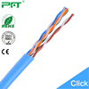 Fast Ethernet speeds 305m 4 pair utp cat5e network cables Stranded CAT5 cable