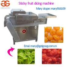 Dry raisin dicing machine|hawthorn fruit cutting machine