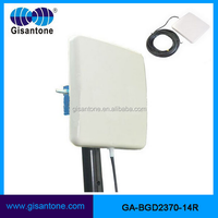 Factory Direct HV UHF USB Dongle 4g 14dbi panel antenna for Distributor and Combiner