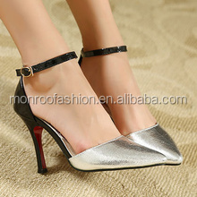 Monroo Pointy shoes joining high heels