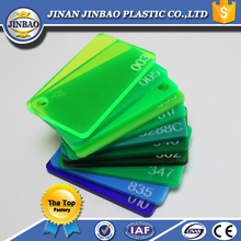 fluorescent cast acrylic pmma perspex sheet