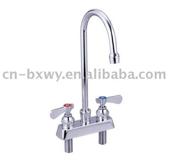 workboard or bar sink faucets