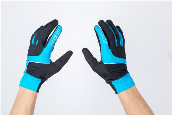 Fashion 2016 wholesale road racing bicycle gloves