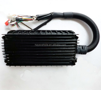 1000w/1200w/1500w Electric Motorcycle Brushless Motor Controller