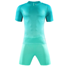 Short Sleeve 100% Polyester Sublimatiom Soccer Jersey Dry Fit Uniform