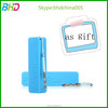 good price portable 2600mah usb so electronics mini projects power bank case for mobile