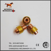 Tig spare parts Gas lense 11WP65 for WP-12