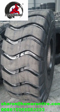 TRANSKING OTR Tyre E3/L3 with Long Resistance, Wholesale 17.5-25, 23.5-25, 18.00-25 with DOT,ISO, 1400 25 OTR Tire