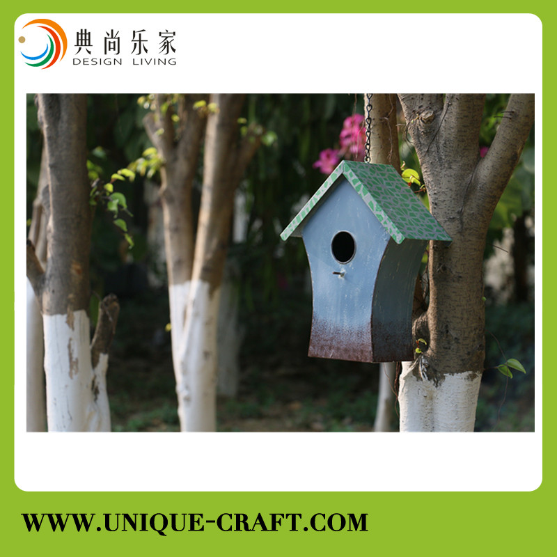 New product metal bird cage for garden decorations