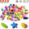 Mixed Food Grade Silicone Bead For Mom Nursing Necklace Jewelry Making Wholesale Chew Baby Teething Beads