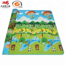 Multipurpose moisture-proof roll up XPE baby care crawl play mat