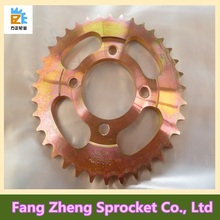 Aftermarket Motor Spare Parts Chain and Sprocket