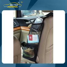600D Oxford Car Seat Side Organizer with Multi - Pockets