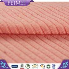 2016 Feimei Knitting Cotton Knit Trim Rib Fabric with High Quality in China