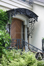 Wrought iron Awning