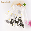 Autumn Girls Clothes Long Sleeve Animal