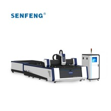 Senfeng fiber laser cutter short time feeding 1500*3000mm