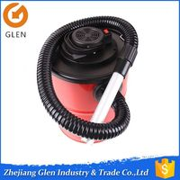 Battery operated portable mini vacuum cleaner
