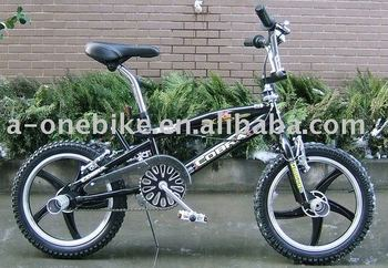 2011 16 inch dirt jump good quailty bmx freestyle bike/bmx bike