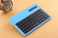 High quality ultra-thin mini portable Bluetooth Keyboard 3.0 for iOS iPad Air, Pro, Mini, Android, Windows Tablets Smartphone