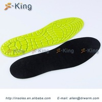 Hot-selling velour and PU insole gel material,shoe insole print logo insole manufacture